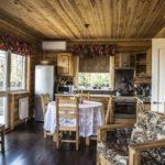 гостиная и кухня дом№1
